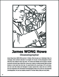 James Wong Howe by Janine Macbeth, copyright 2010