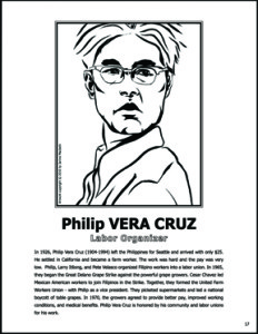 Phillip Vera Cruz by Janine Macbeth, copyright 2010