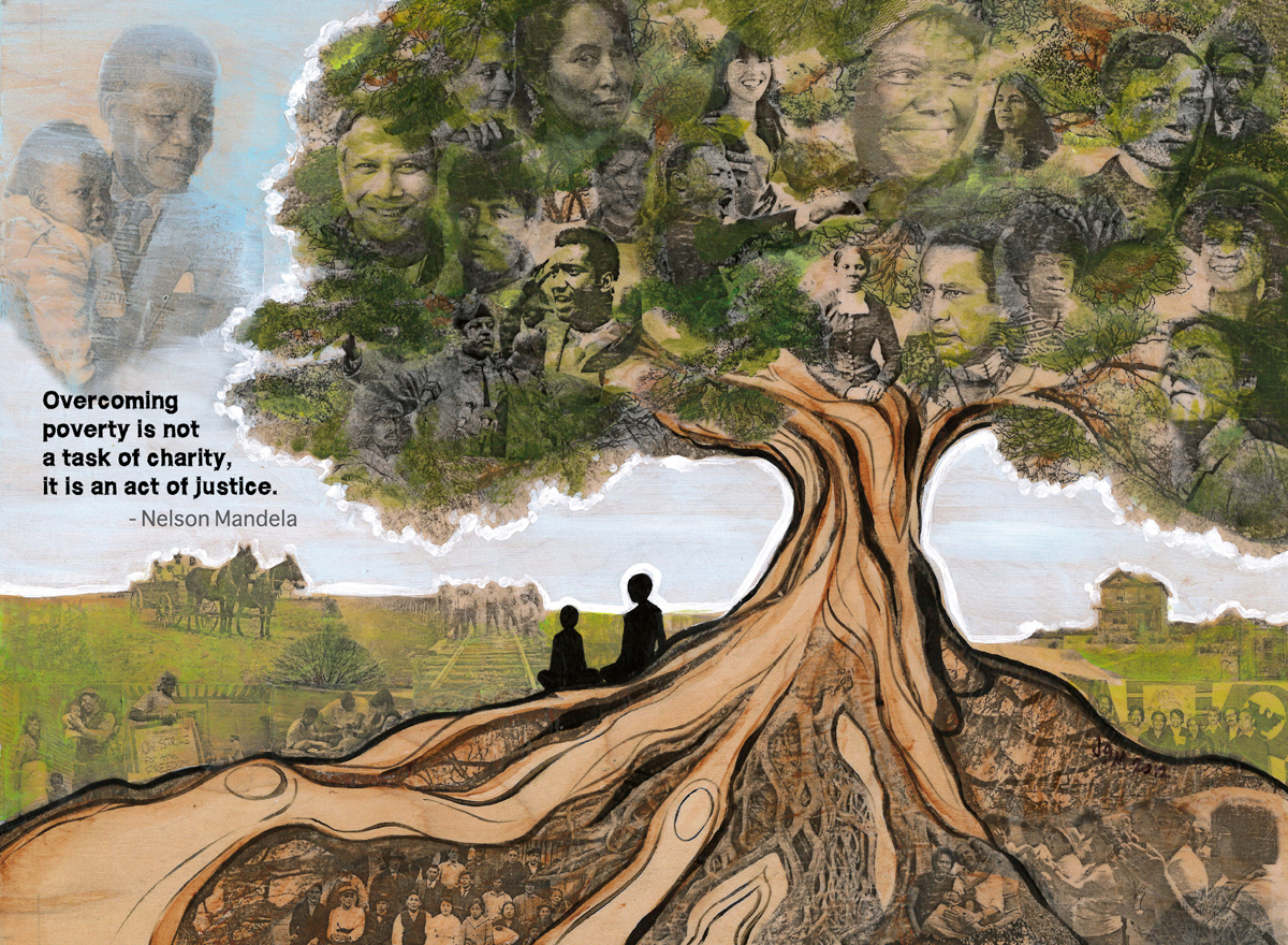 Equity Tree by Janine Macbeth copyright 2012