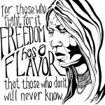 Freedom has a Flavor by Janine Macbeth, copyright 2002